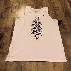 Men's Nike Run Hungry Taste Victory size medium